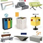 Archiproducts, Focus on Urban Furniture: benches, bicycle racks and waste bins w...