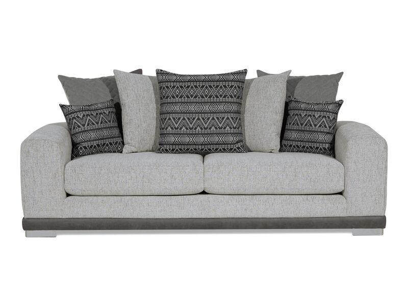 Ariel 3 Seater Sofa Scatter Back | SCS
