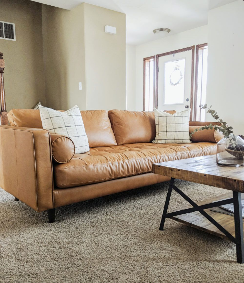 Article Sven Sofa Review | How is the Leather After 2 Years?