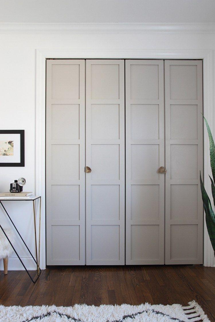 Attractive Bi-fold Closet Doors   Centsational Style