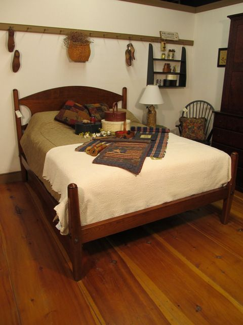 Authentic Reproduction Shaker Furniture hand-made in the USA