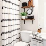 "BHG Live Better on Instagram: ""We love how @txsizedhome styles her bathroom with the Tribal Chic Shower Curtain! 😍⁣ ⁣ Want to show off your room makeovers? Post and tag a…"" - https://pickndecor.com/interior"