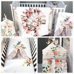 Baby  Nursery Bedding Set , Baby , Aztec, Headdress , Boho , Teepee, Princess ,Indian, Tee Pee  , Minky , Baby Bedding , Babylooms Crib