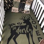 Baby  Nursery Bedding Set , Baby , Woodland , Deer, Moose , Camo ,Hunting  , Buck  ,  Bear ,  Arrow  , Baby Bedding , Babylooms Crib Bedding