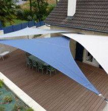 Backyard Shade Sails Terraces 20+ Ideas