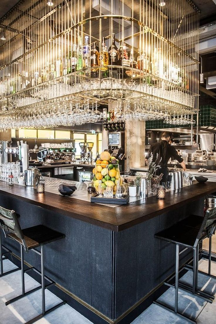 Bar Design Restaurant Lounge 1