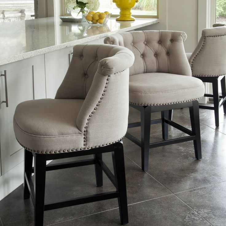 Bar stools that swivel with regard to Really encourage
