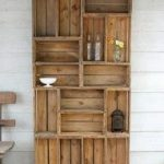 Barnwood Furniture -- My Desk Hutch