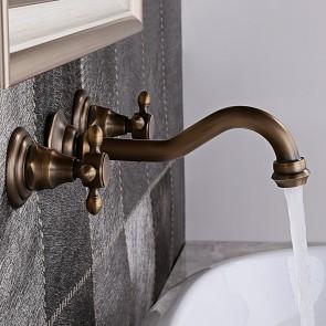 Basin Taps, Bathroom Taps, Basin Mixer Taps – Homary UK – Wall Mounted