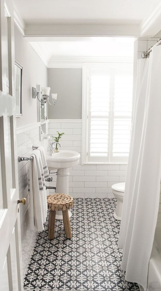 Bathroom Renovation — Melanie Jade Design