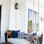 Beautiful DIY Farm-Inspired Porch Swing