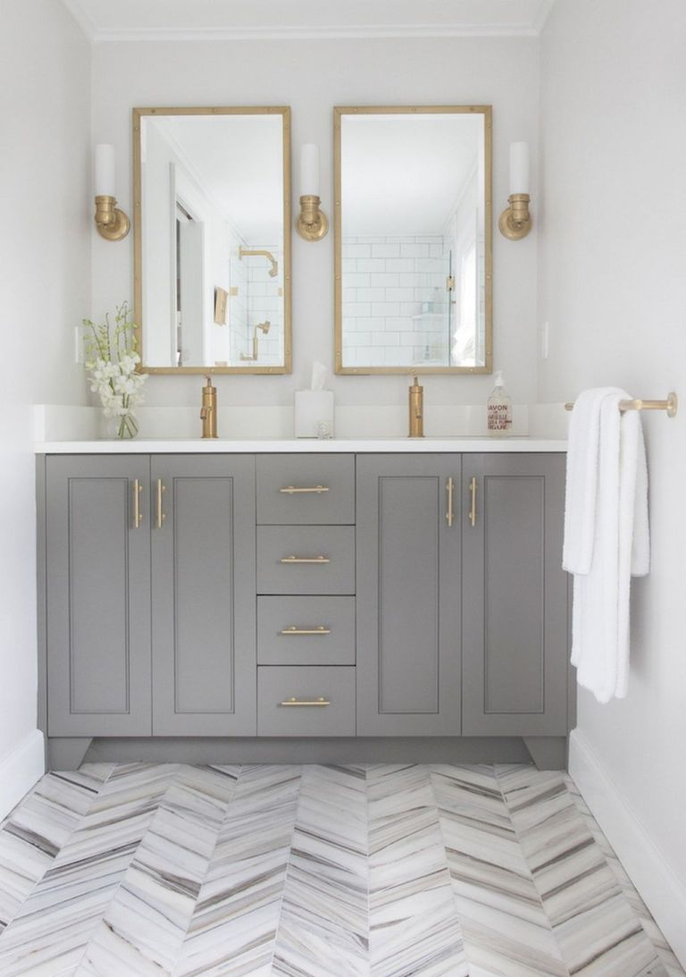Beautiful bathroom tile remodel ideas (6) – HomeSpecially
