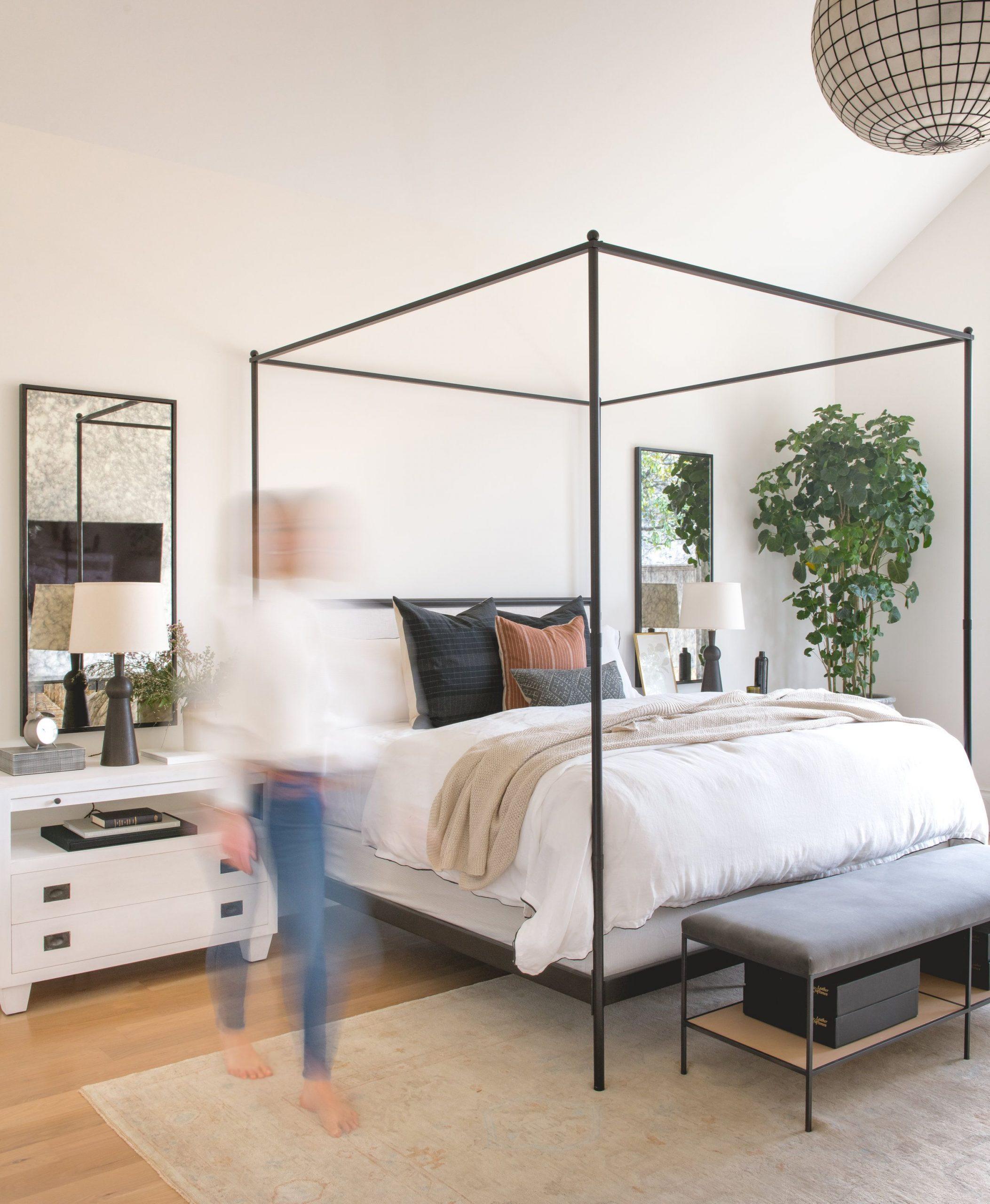 Bedroom Dallas Project  #bedroom #modernbedroom #classicdesign #bedframe #modern