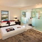 Bedroom and bathroom 2 in 1 suites – clever combos or risky designs?
