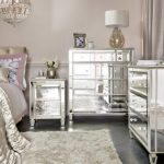 Bedside Tables & Chests | Small & Mirrored Bedside Tables