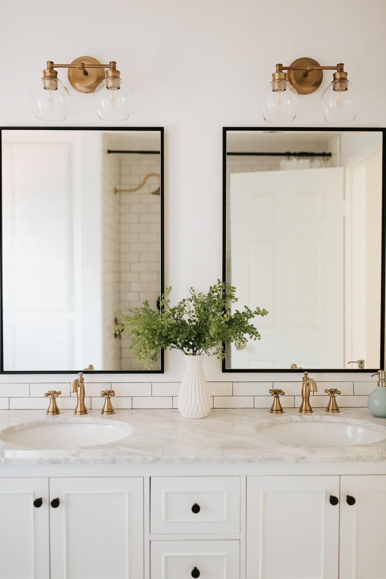 Before & After: Our Kids' Bathroom Design   M Loves M