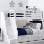 Belden Twin-Over-Full Stair Loft Bed