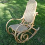 Bentwood Rocker/Bentwood Chair/Micheal Thonet Rocker/Nursery Chair/Rocking Chair...