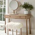 Bergen Oak Dressing Table - Natural