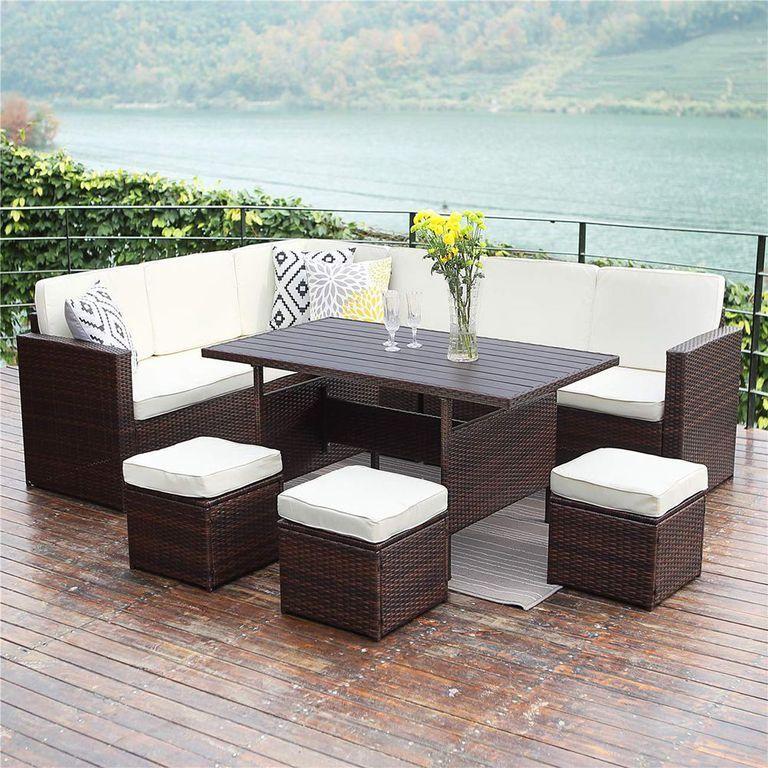 Best Choice Products Cast Aluminum Patio Dining Set – pickndecor.com/furniture