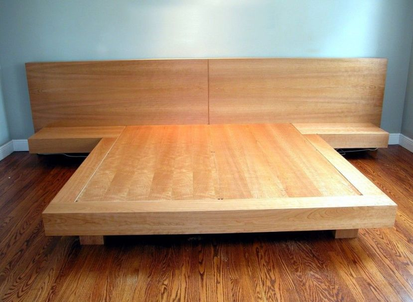 Best DIY Projects 63 Easy DIY Platform Beds That Anyone Can Build (18) – Onechitecture
