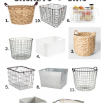 Best Home Organizing Products...Storage Baskets, Bins, and Boxes!