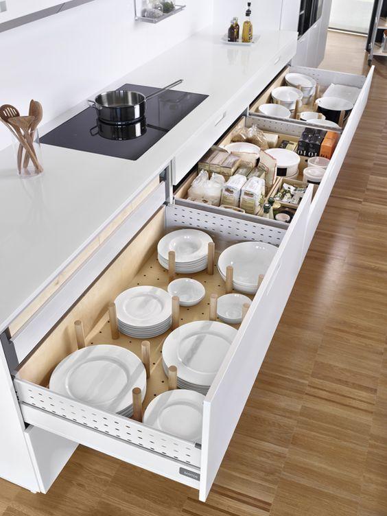 Best Modern Kitchen Cabinets Ideas (120) – javgohome-Home Inspiration