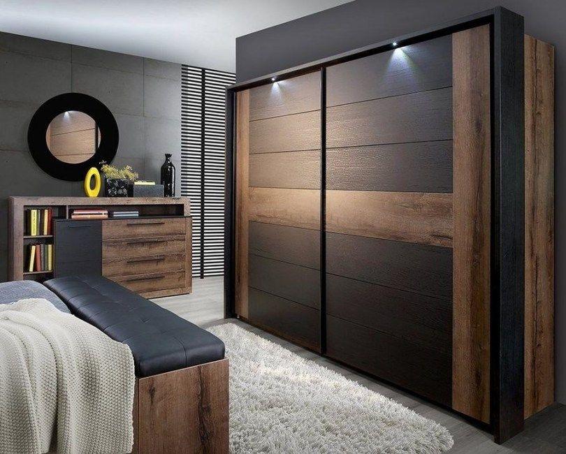 Best Wardrobe Design Ideas For Your Small Bedroom 04 – 99BESTDECOR