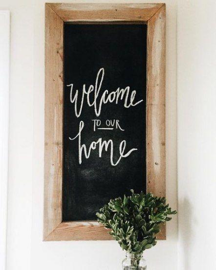 Best farmhouse signs kitchen chalk board 24+ Ideas