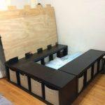 Bett Selber Bauen Für Ein Individuelles Schlafzimmer Design Ebenfalls Gemütlic ... - Wood Design