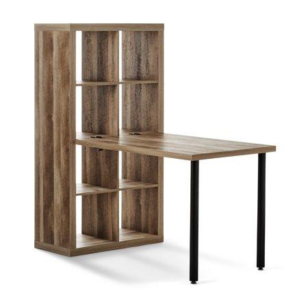 Better Homes & Gardens Adjustable Desk Add-on (Cube Sold Separately), Beige – Walmart.com