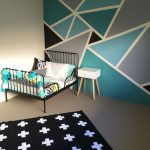 Big boys bedroom withal the IKEA minnen toddler bed frame, Adairs linen and a fu...