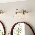 Birch Lane™ Heritage Massingham 2-Light Vanity Light | Wayfair