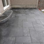 Black Slate Tile Outdoor Patio (Black Slate Tile Outdoor Patio) design ideas and photos