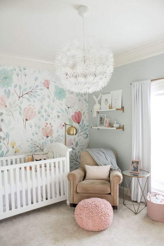 Bright and Whimsical Nursery for Colette – Project Nursery