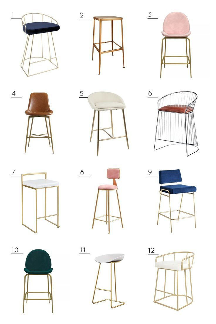 Budget Home Decor: 36 Bar Stools under $300