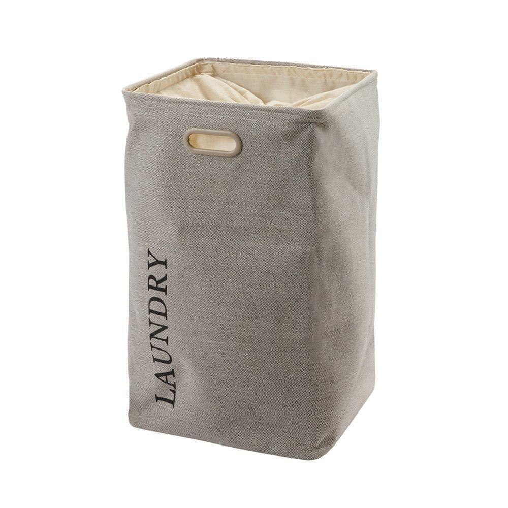 Buy Aquanova Evora Laundry Bin – Flax | Amara