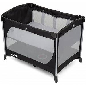 Buy Joie Allura Travel Cot with Bassinet | Travel cots | Argos