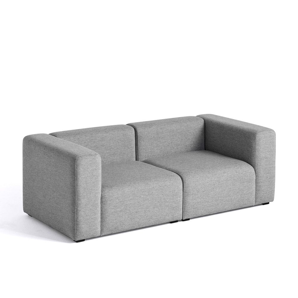 Buy the Hay Mags Two Seater Modular Sofa Combination 1 at nest.co.uk