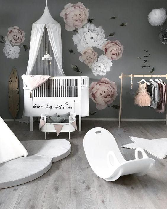 COT BED CANOPY