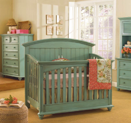 California Baby Furniture Store love this baby bed-don't want the whole set that…