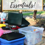 Camp Kitchen Essentials & Organization - The Walking Mermaid
