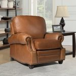 Canora Grey Kevan Leather Recliner | Wayfair