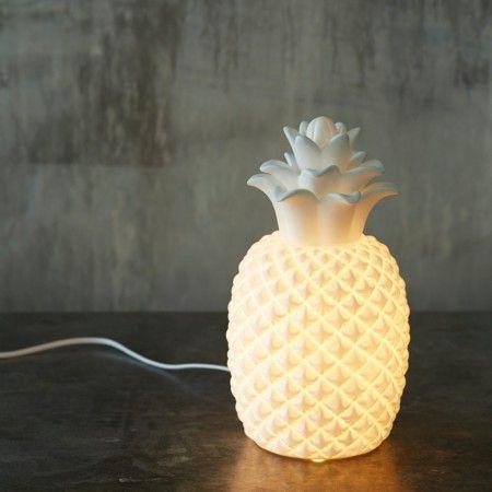 Ceramic Pineapple Lamp – View All Lighting – Lighting – Lighting & Mirrors