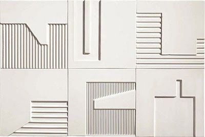 Ceramic Tile by Frank Lloyd Wright