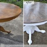 Cerused Oak Dining Table (Table Makeover) – Finished! - Addicted 2 Decorating®