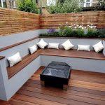 Cet hiver, créez un espace de vie extérieur sur une terrasse en bois franc - Wood Design
