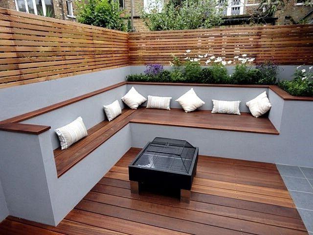 Cet hiver, créez un espace de vie extérieur sur une terrasse en bois franc – Wood Design