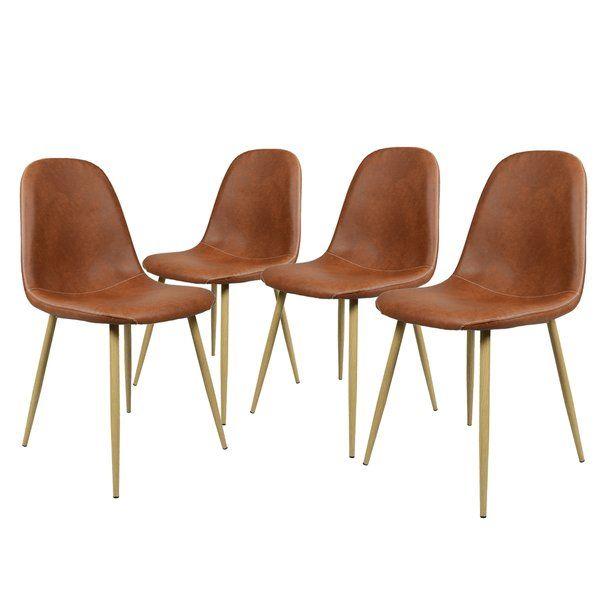 Charlton Vintage Upholstered Side Chair