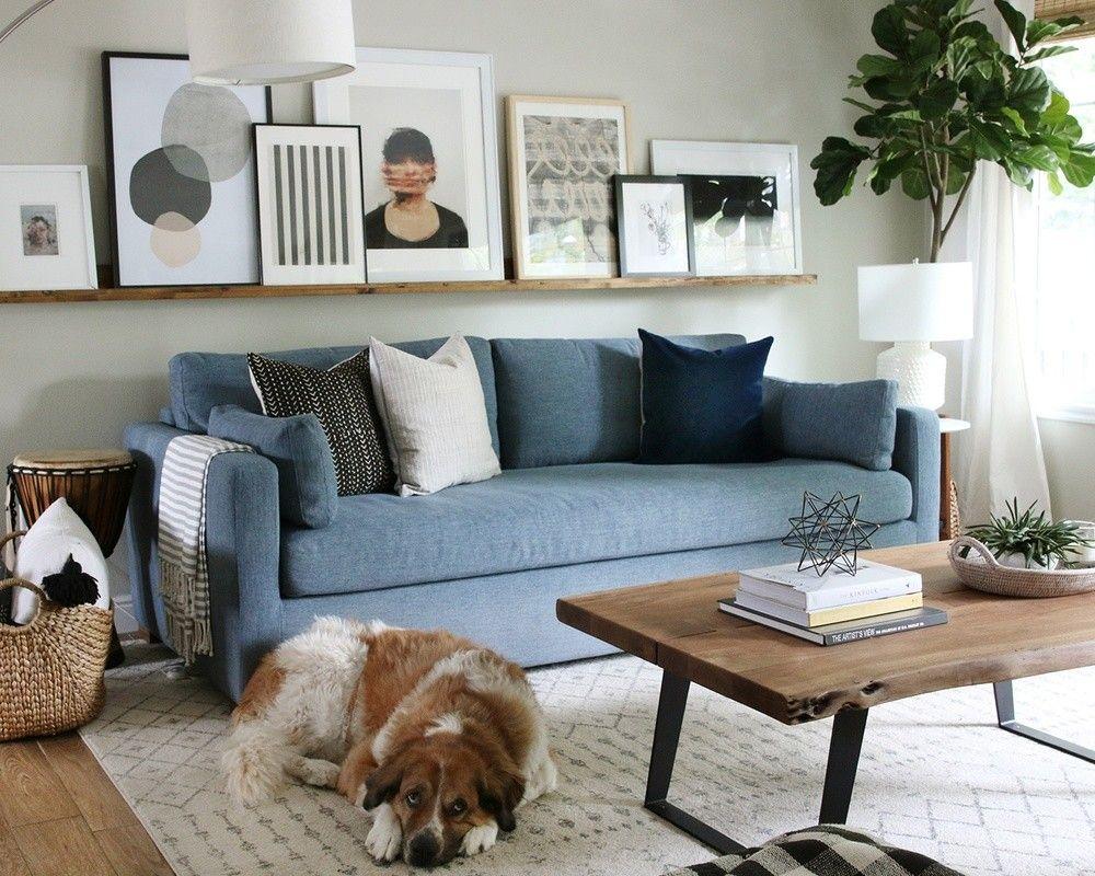 Charly Custom Sofa
